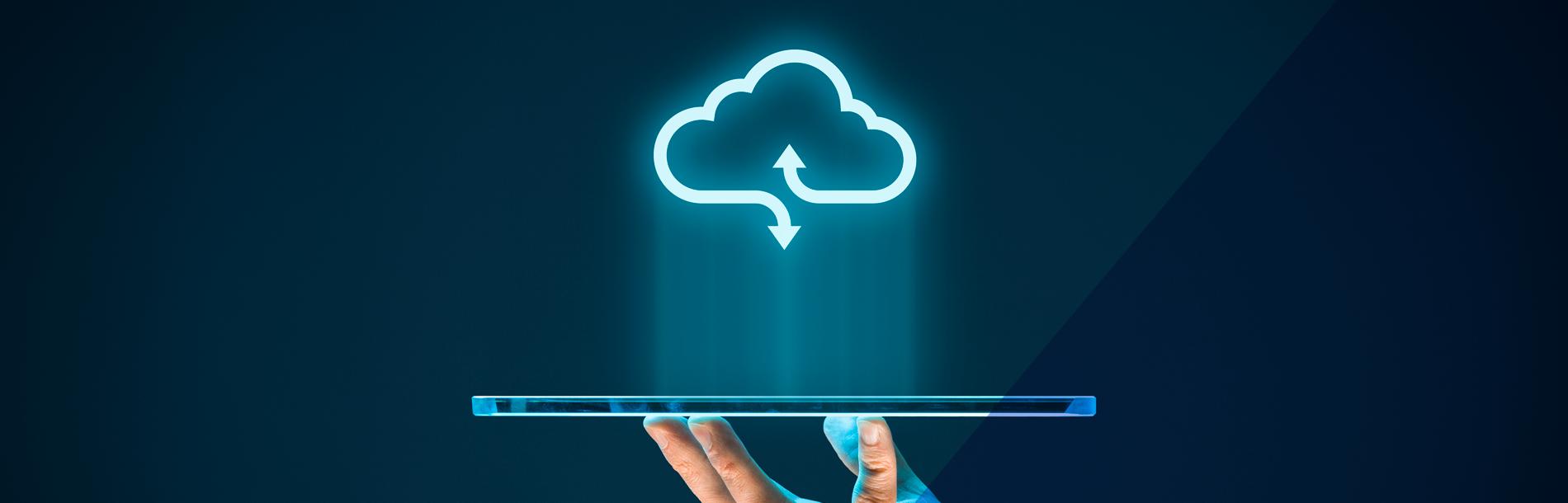 archiviazione documenti spazio cloud